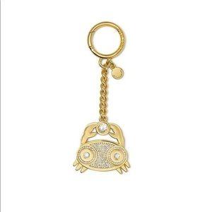 MICHAEL Michael Kors Zodiac Keychain Cancer
